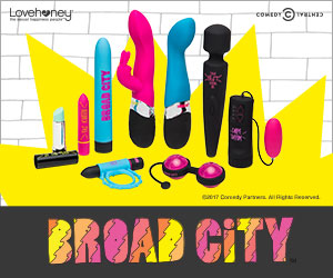Lovehoney Broad City Collection