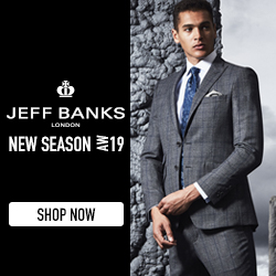 Jeff Banks Menswear