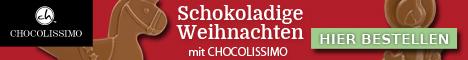 Chocotelegram zu Weihnachten